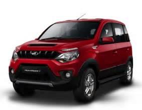mahindra motors price list new cars mahindra nuvosport launch live compact suv priced at rs