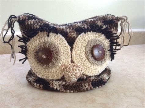 free pattern owl hat free pattern square crochet owl hat