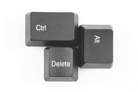 Alt Ctrl what is ctrl alt used for alt delete