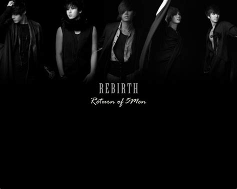 Ss501 Rebirth Album Normal Version album ss501 rebirth