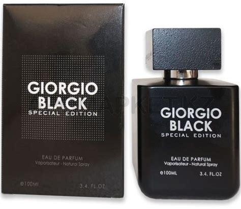Parfum Zara Black Special Edition black special edition by giorgio for eau de parfum 100ml price review and buy in dubai