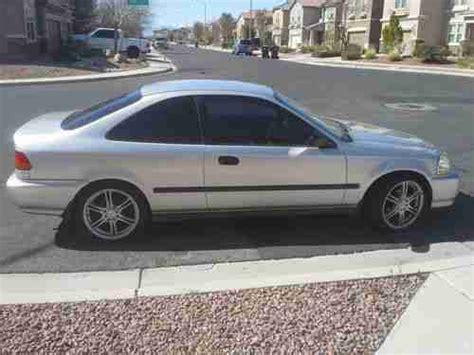 honda civic hx 1997 buy used 1997 honda civic hx coupe 2 door 1 6l in