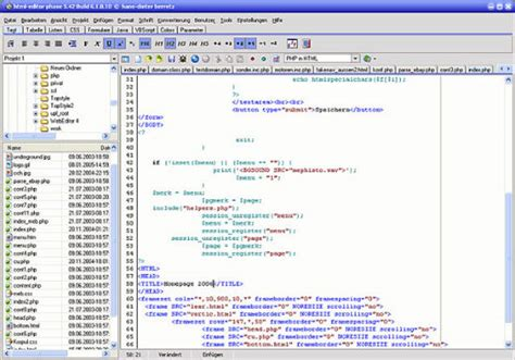 best html editor the 9 best free html editors for web developers windows