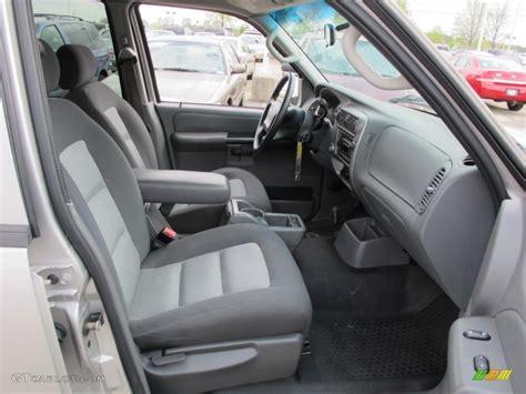 Ford Explorer 2005 Interior by Medium Flint Interior 2005 Ford Explorer Sport Trac