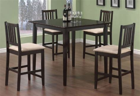 high top kitchen table will enhance the look of your kitchen