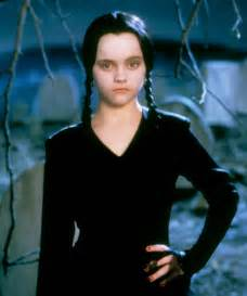 Witch Costume Ideas Wednesday Addams Halloween Costume Wig Dress All Black