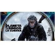 CARATULAS CUSTON EL PLANETA DE LOS SIMIOS LA GUERRA