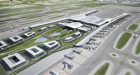 sede ups roma rome fiumicino airport expansion new terminal area