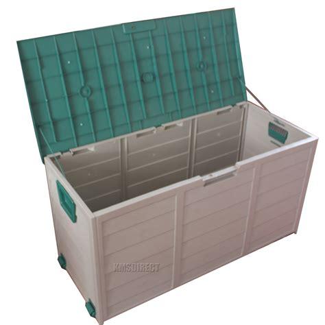 storage container garden garden plastic storage utility chest shed box