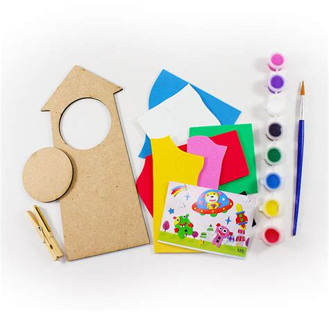foam stylish door hanger kit