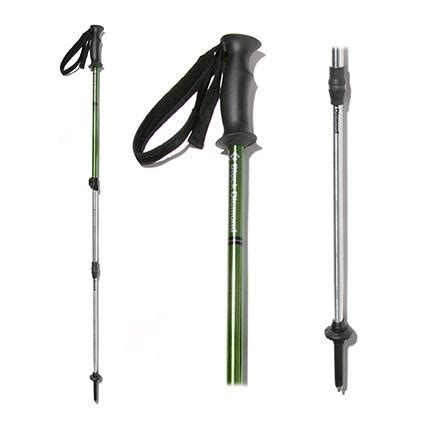 Harga Trekking Pole Black black switchback trekking poles pair at rei
