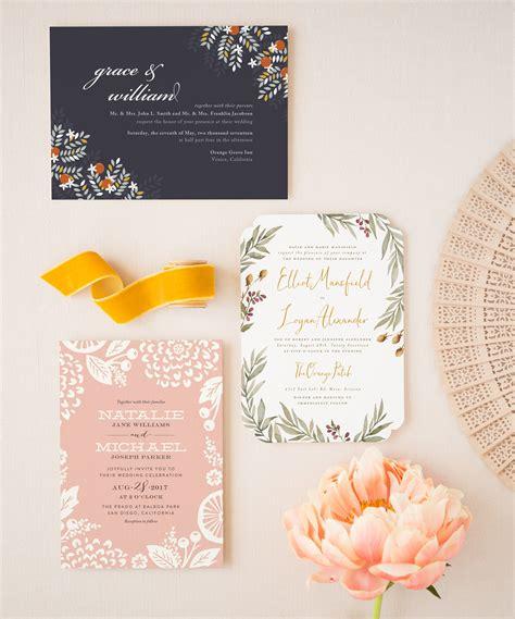 wedding invitation trends   wedding stationery