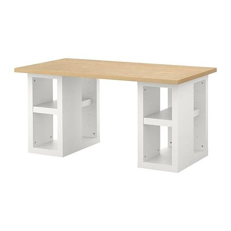 craft desk ikea 17 best images about workspace on butcher blocks ikea hacks and work stations