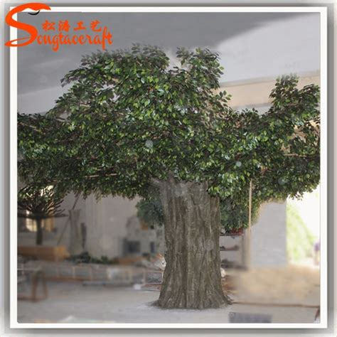 life size cheap artificial big trees landscape plastic home and garden artificial tree stumps with artificial