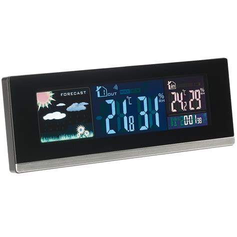 Station Meteo Sans Fil 1418 by Clipsonic Sl251 Station M 233 T 233 O Clipsonic Sur Ldlc