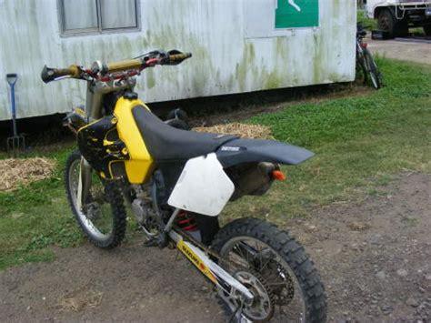 2000 Suzuki Rm125 by 2000 Suzuki Rm125 Motocross Cooyar Qld Excellent Condition