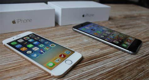 vous h 233 sitez entre l iphone 6 et l iphone 6 plus vous n h 233 siterez plus apr 232 s lecture de cet