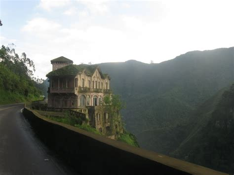 abondoned places deserted places the haunted hotel at tequendama falls