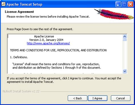 configure xp tomcat how to install and configure the tomcat server