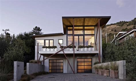 modern home design carolina 小洋房别墅设计建筑图片 土巴兔装修效果图
