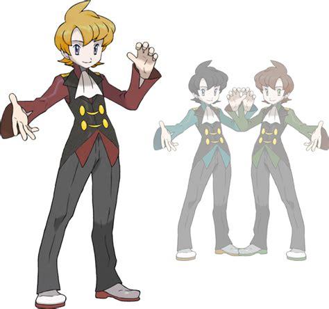 Richi Dress Bata trainer rich boy artwork by pokemonscarletversio on