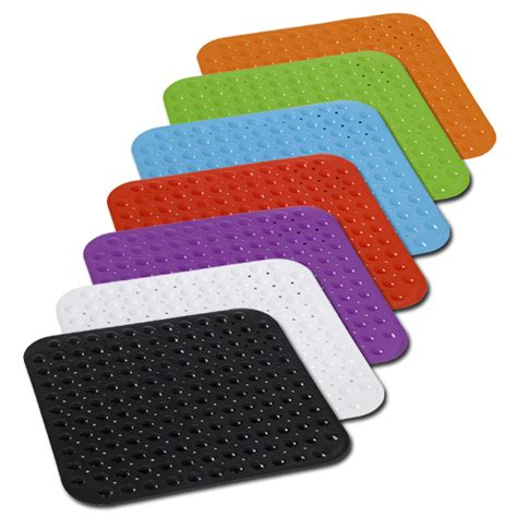 bath mats for showers wenko tropic shower mat 540 x 540mm various colour