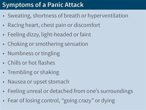 attack symptoms panic attack or panic disorder pine rest christian mental health services