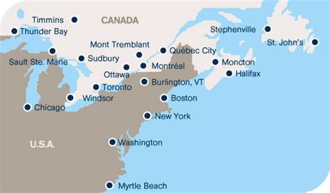 porter destinations porter airlines