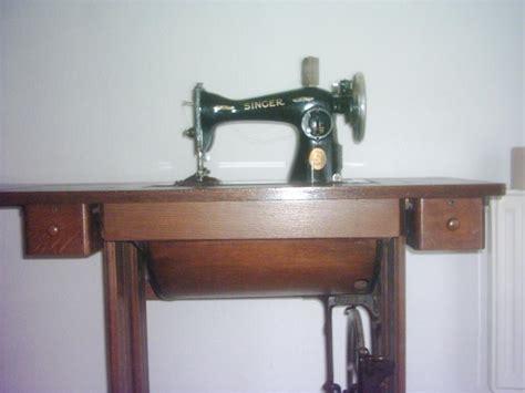 antike singer nähmaschine antike singer n 228 hmaschine aus dem jahr 1923 1925 410702