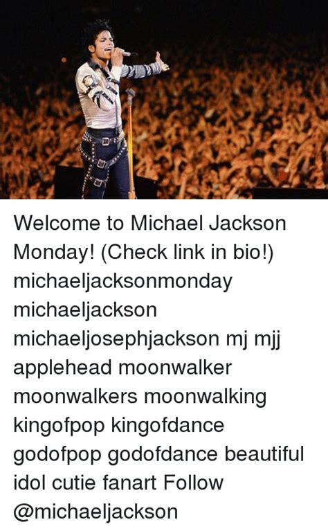 biography text of michael jackson welcome to michael jackson monday check link in bio