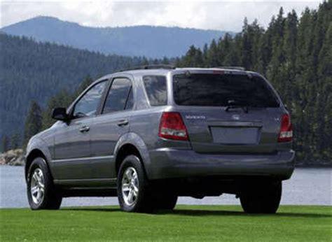 Kia Sorento 2003 Tire Size Kia Sorento Used Suv Buyer S Guide Autobytel