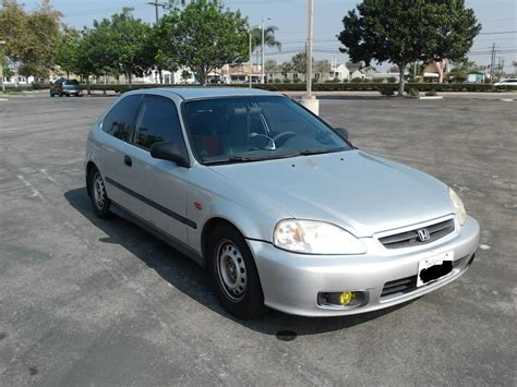 1999 Honda Civic For Sale by Ca 1999 Honda Civic Hatchback Cx For Sale Honda Tech