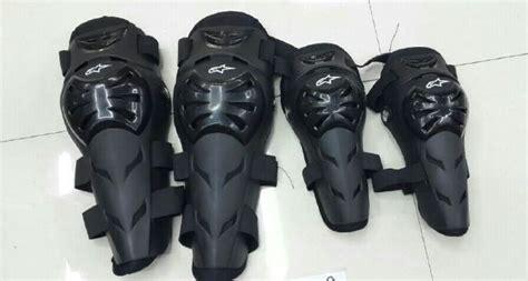 protector knee dan merk alpinestar reftex rp 250 000