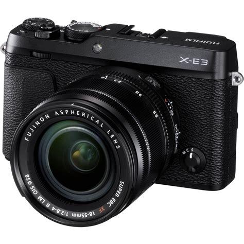 fuji mirrorless fujifilm x e3 mirrorless digital with 18 55mm 16558798