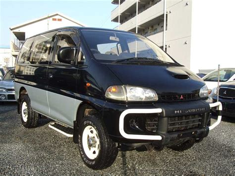 mitsubishi delica space gear mitsubishi delica space gear exceed1 1995 used for sale