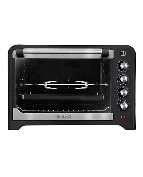 hornos cocina peque os horno el 233 ctrico thomas th 60n 60 l negro la curacao