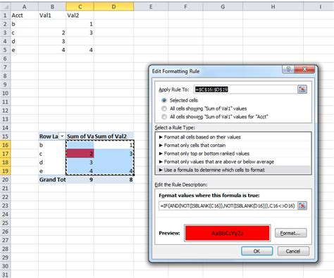 excel 2007 conditional format blank cells ignore blank cells in excel chart 2007 excel conditional