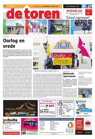 De Toren Week 50 2015 By Weekblad De Toren Issuu by De Toren Week 17 2015 By Weekblad De Toren Issuu