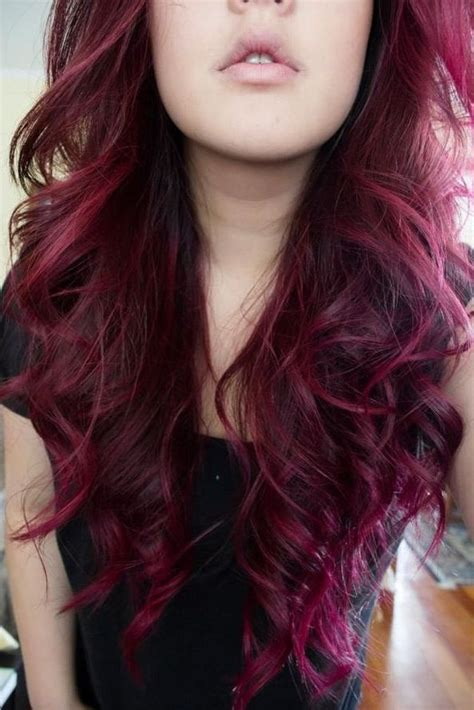 raspberry hair color raspberry hair color auburn purple hair color nqdljv my