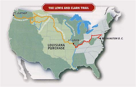 what challenges did lewis and clark the lewis and clark expedition 1803 to 1806 a portrait