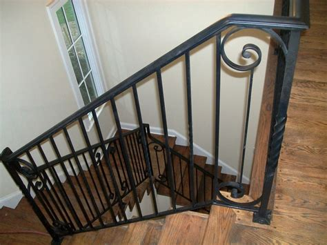wrought iron stair railing exterior wrought iron stair railing kits n51 verambelles