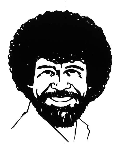 bob ross painting clip literature library alvin company