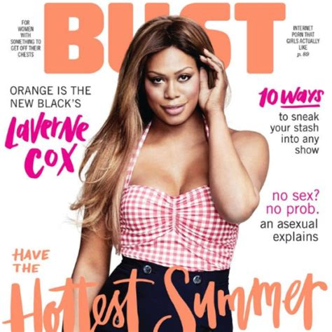 laverne cox is on the cover of time magazine buzzfeed laverne cox time magazine laverne cox interview orange