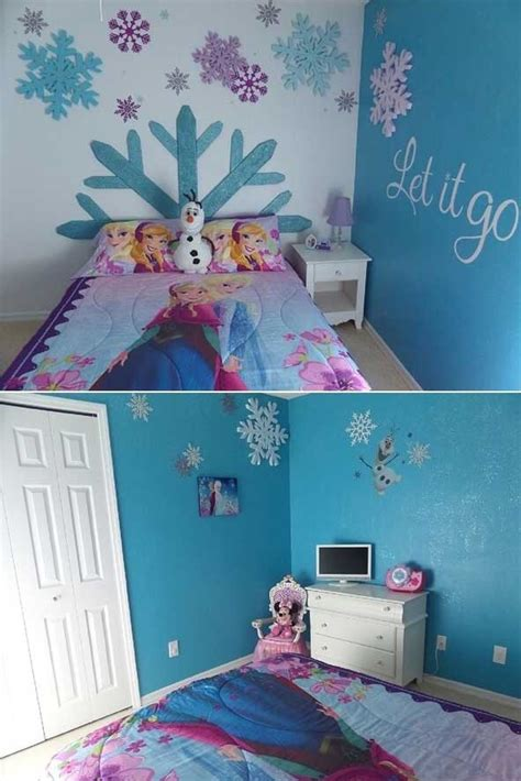 frozen home decor 25 cute frozen themed room decor ideas your kids will love