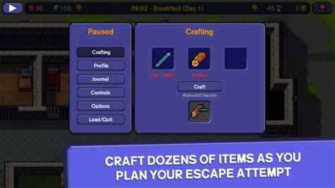 crafts do the escapists the escapists on the app store