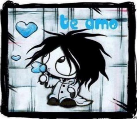 imagenes animadas de amor emo emo te amo musikpaulynna