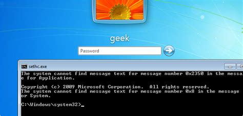 reset password winxp from cmd how to reset your forgotten windows password the easy way