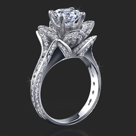 fashion collection engagement rings