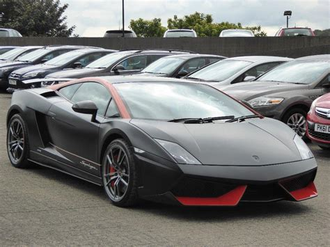 Pistonheads Lamborghini Gallardo Used 2013 Lamborghini Gallardo V10 Coupe For Sale In West