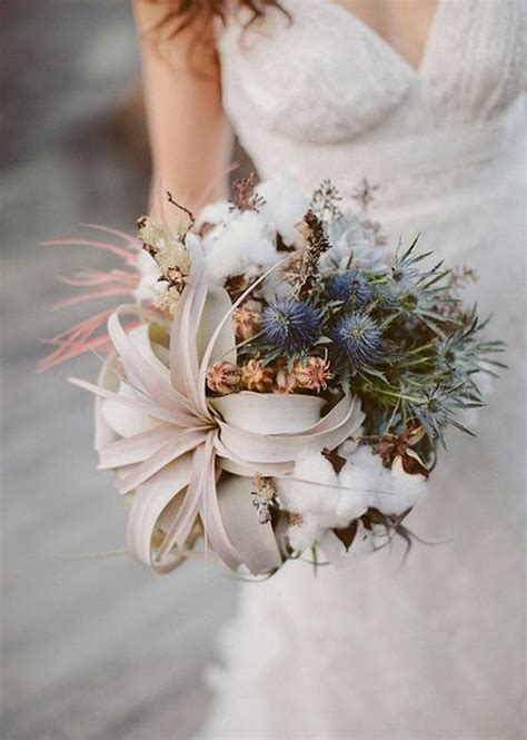 Wedding Bouquet Winter by 23 Beautiful Wedding Bouquets For Winter Brides